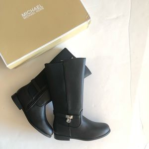 Micheal Kors Long Leather Boots